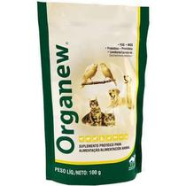 Organew Forte Probiótico + Prebiótico  100gr - Vetnil