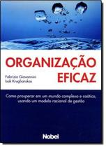 Organizacao eficaz - Nobel -