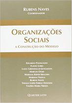 Organizações Sociais - a Construção do Modelo - Quartier latin