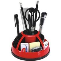 Organizador Acrimet Maxi-Office - Vermelho -