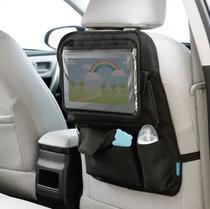 Organizador De Carro Porta Treco Com Case Para Tablet Multikids -