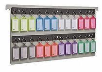 Organizador de chaves pasta suspensa c/24 chaveiros 145.0 - Acrimet