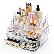 Organizador de maquiagem make up box - Wp