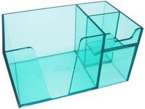 Organizador de mesa verde clear 978.5 Acrimet -