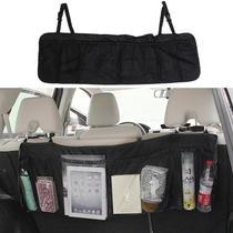 Organizador de porta malas com divisorias carro automovel rede porta objetos - Kangur