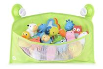 Organizador para Brinquedos de Banho com Ventosa Verde - Munchkin -