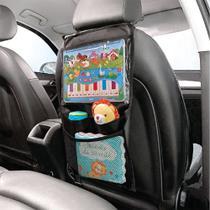 Organizador para Carro com Case para Tablet Buba -