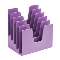 Organizador Para Documentos Lilás 225.0 Acrimet -