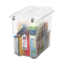 Organizador plástico 26,5l Cód. 5389 - Sanremo s/a