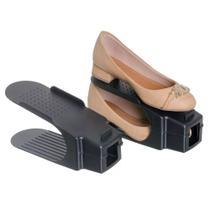Organizador Rack Sapato 10 unidades Preto - China