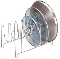 Organizador suporte para tampas de panela - Arthi