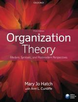 Organization Theory - Oxford uk