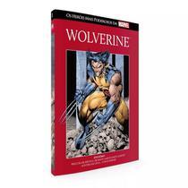 Os Heróis Mais Poderosos da Marvel Wolverine -