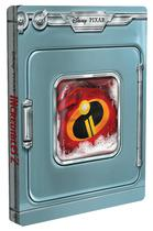 Os Incríveis 2 - Steelbook Blu-Ray 3D - Cinecolor