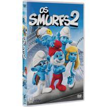 Os Smurfs 2 - DVD - Sony