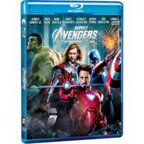 Os Vingadores - Blu-ray - Marvel