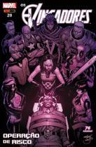 Os Vingadores - Ed. 20 - Operação de Risco - Marvel -