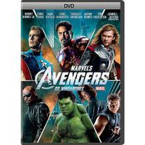 Os Vingadores - The Avengers (DVD) - Marvel