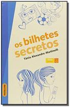 Osbilhetessecretosibep - Ibep - literatura