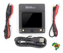 Osciloscópio Portatil Dso112a Tela Touch Interface 2mhz 5msp -