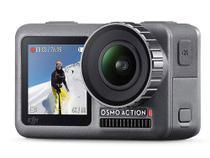 Osmo Action Dji Camera 4K 12MP a Prova D'Agua Original -