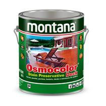 Osmocolor Montana Stain Castanho Uv Deck Madeira 3,6lt -