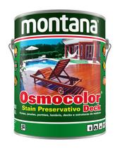 Osmocolor Stain Uv-Deck 0,9 Litro - Montana