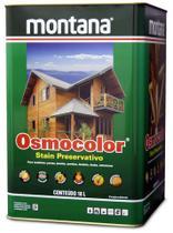 Osmocolor Stain Uv-Gold 18 Litros - Montana