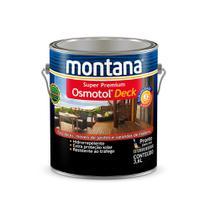 Osmotol Deck sem brilho natural 3,6L Montana -