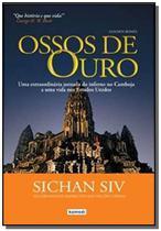 Ossos de ouro - 1 ed. 2010 - Komedi -
