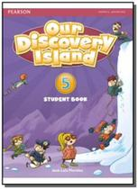 Our discovery island - level 5 - student book pack - Pearson