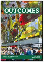 Outcomes 2nd Edition - Upper Intermediate - Student Book  Class DVD without Access Code - Cengage