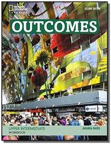 Outcomes 2nd Edition - Upper Intermediate - Workbook + Audio CD - Cengage -