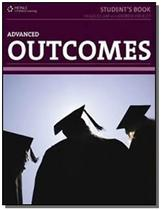Outcomes advanced - student book  pincode  vocabur - Cengage -