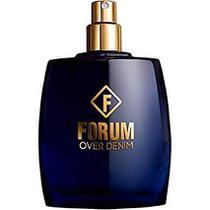Over Denim Forum Unissex Deo Colônia 50ml - Forum Jeans