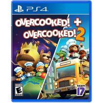Overcooked & Overcooked 2 - Ps4 - Sony