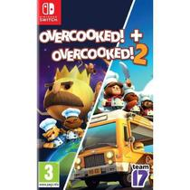 Overcooked + Overcooked 2 - Switch - Nintendo