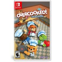 Overcooked Special Edition - Switch - Nintendo
