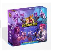 Overdrive: A Batalha do rock! - Board Game - Sherlock -
