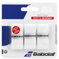 Overgrip Babolat Pro Tour Branco -