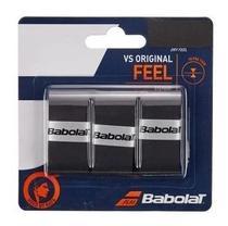 Overgrip Babolat Vs Original Feel X3 - Preto -