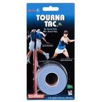 Overgrip Unique Tourna Tac XL Azul Com 03 Unidades -