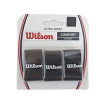 Overgrip Wilson Comfort Ultra Wrap - 3 Unidades -