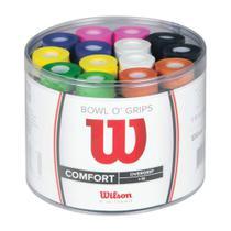 Overgrip Wilson Ultra Wrap Conforto Bowl O'grips - Pote 50un -