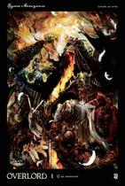 Overlord vol. 01- O rei morto-vivo - Jbc
