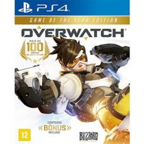 Overwatch - game of the year edition - blu-ray - ps4 - Blizzard