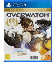 Overwatch Game Of The Year Edition - PS4 - Blizzard entertainment
