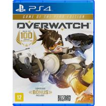 Overwatch: Game of the Year Edition - PS4 - Blizzard