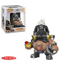 Overwatch Roadhog 6 - Funko Pop Boneco -
