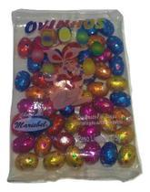 Ovinhos De Chocolate C/50un. - Marisbel -